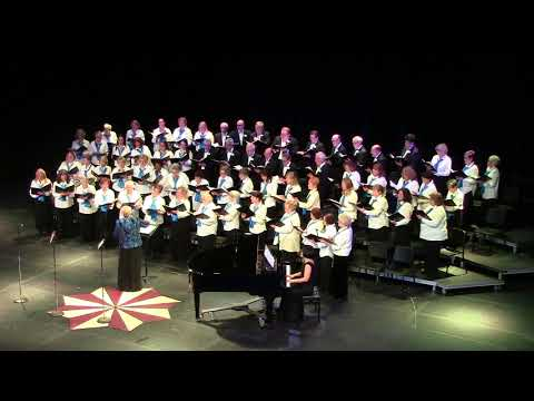 Already Home from The Wizard of Oz, arr. Althouse, Troy Community Chorus, Apr 2018