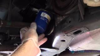Oil Change & Filter Replacement 2002-2007 Saturn Vue V6