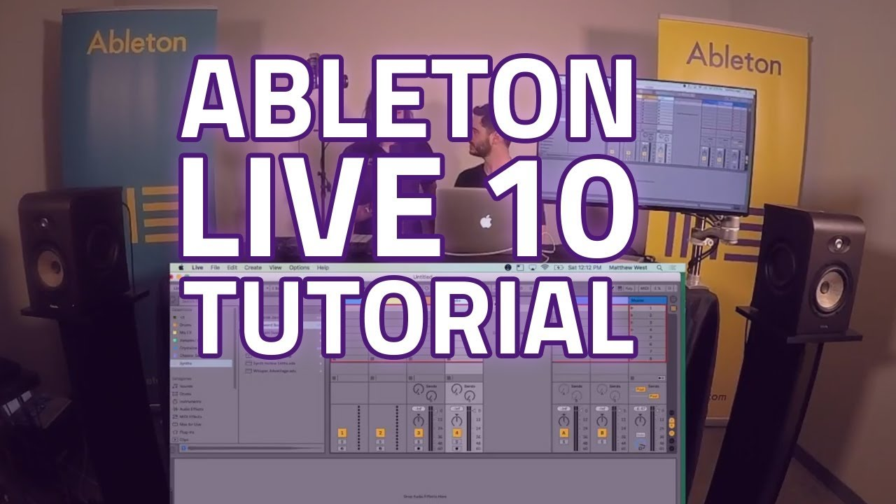 Feb 12, 2017. How to choose between the intro, standard and suite version of ableton live. These are my two cents on helping you make your decision!