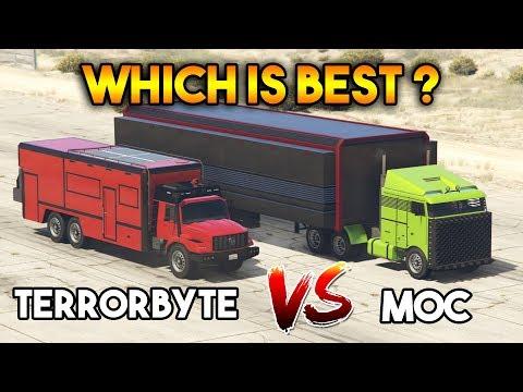 GTA 5 ONLINE : TERRORBYTE VS MOC (WHICH IS BEST?)