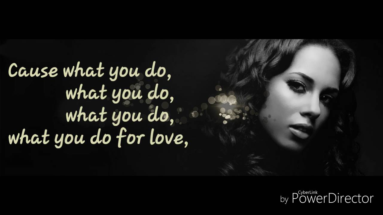 what i can do for love