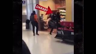 Dababy has fight in Dallas airport