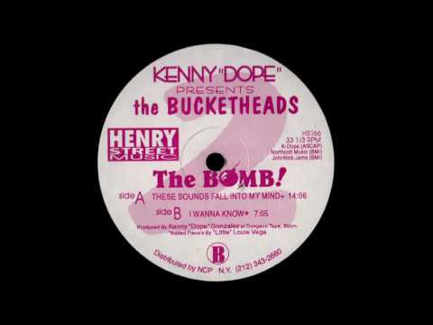 The Bucketheads   The Bomb These Sounds Fall Into My Mind