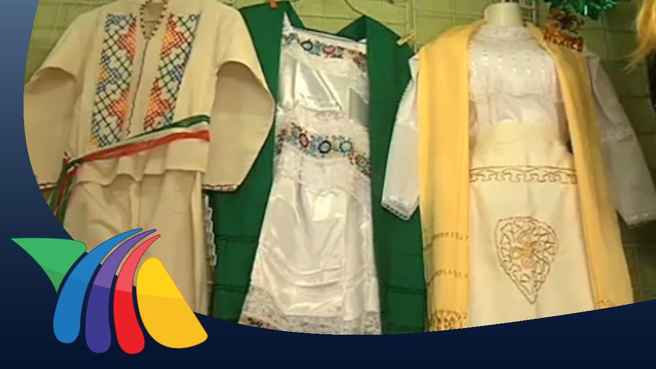 Confecciona trajes típicos para las fiestas patrias   Noticias del ...