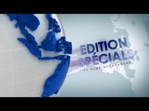 ÉDITION SPÉCIALE 12H00 DU 04 AVRIL 2020 BY TV PLUS MADAGASCAR