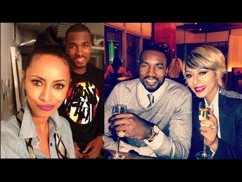 Serge Ibaka's Girlfriend Keri Hilson