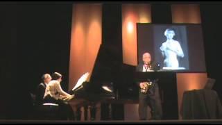 VALSE VANITÉ, para saxofón alto y piano de Rudy Wiedoeft