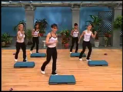 ejercicios de step para hacer ejercicio en casa youtube