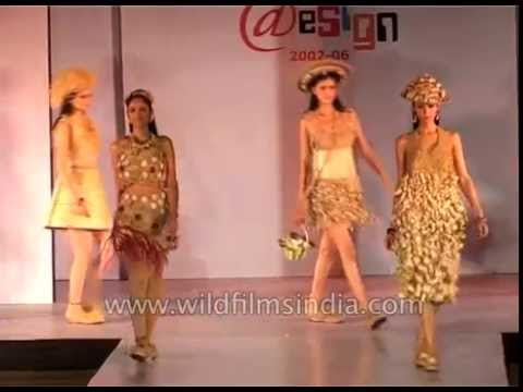 Fashion Show Organised By Students Of Nift Delhi Youtube