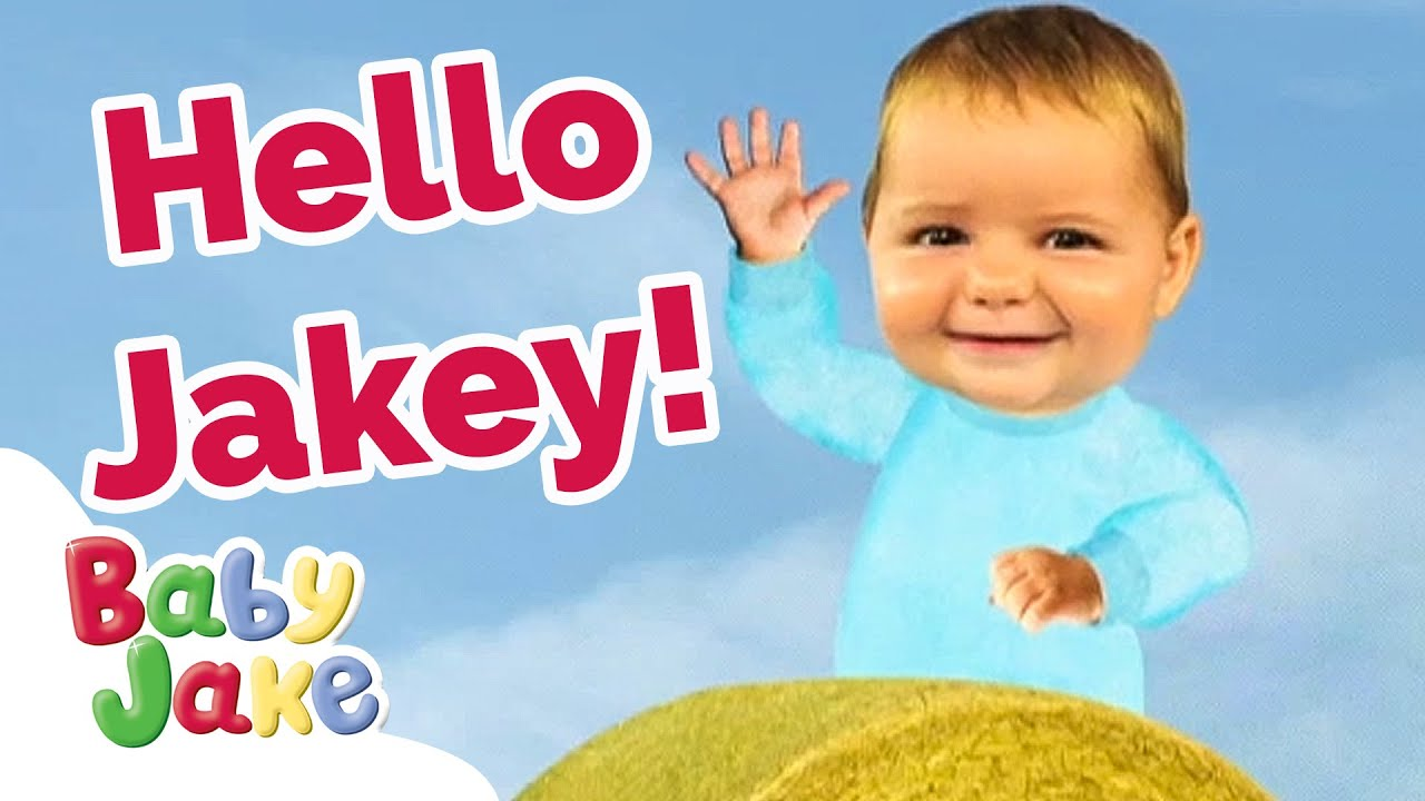 Baby Jake - Hello Everyone! 👋  | Full Episodes | Cartoons for Kids
