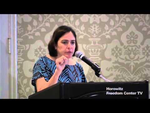 Caroline Glick; The Israeli Solution; One-State; Israel;