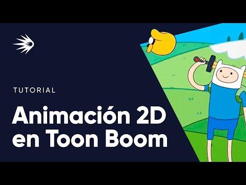 Animación 2D en Toon Boom