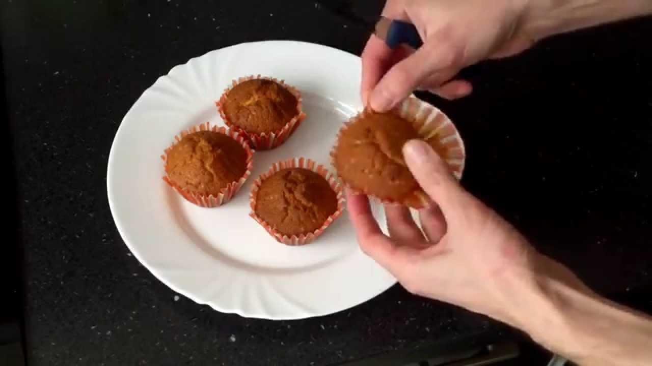 кексы рецепты простые на кефире с фото