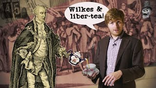 John Wilkes and the art of subtle tea I Tom Objects!