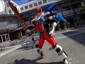 "Sky the Red Ranger Morph and Battle | Power Rangers S.P.D. Episode 25 ""Reflection Part 2"""