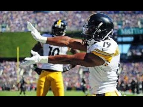 NFL: Best Touchdown Celebrations of 2017-18 Season (Part 1)