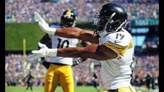 NFL Best Touchdown Celebrations of 2017-18 Season Part 1