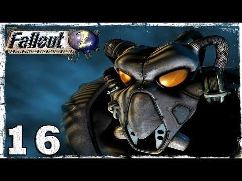 Смотреть прохождение игры Fallout 2. Серия 16 - Разборки с работорговцами.