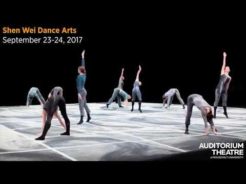 Shen Wei Dance Arts | 2017-18 Season | Auditorium Theatre