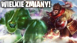 Wielkie zmiany Wukonga i Zaca!
