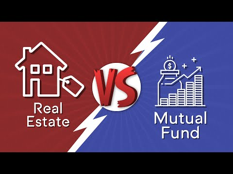 Face Off: Mutual Funds vs Real Estate | Which is better?