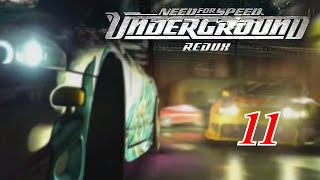 Прохождение «Need for Speed: Underground - Redux» - #11