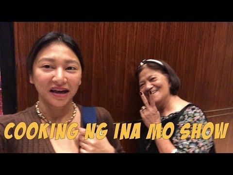 NAHANAP ko si ALING VICKY! At nag Cooking Ng Ina Mo Show kami | Rufa Mae Quinto