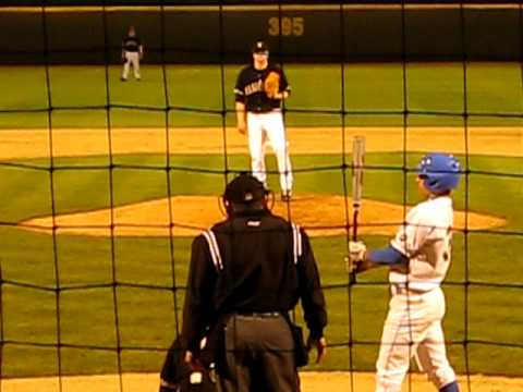 A baseball fan threw 96 mph at a Nashville Sounds game. Now, he's signed with the Oakland A's.