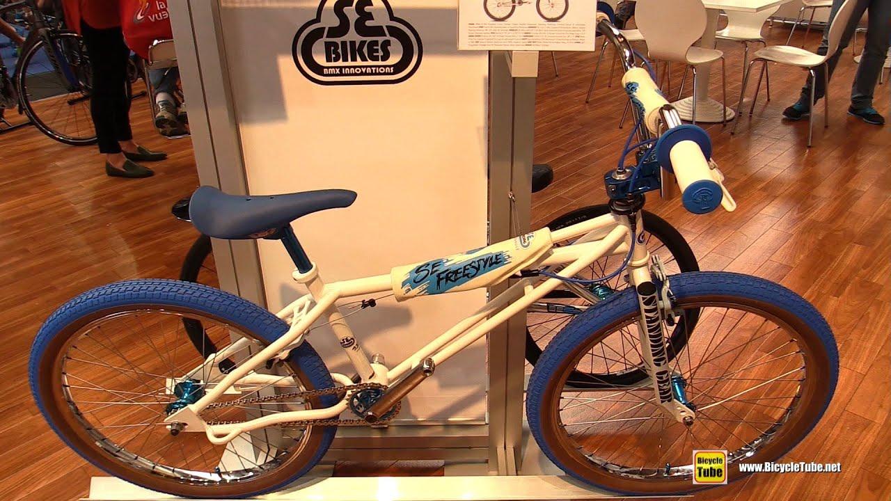 2016 Se Bikes Quadangle Freestyle 24inch Bmx Bike Walkaround