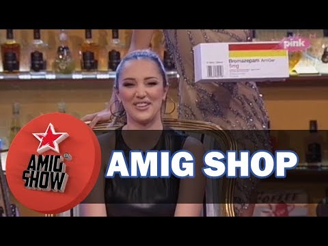 AmiG Shop - Aleksandra Prijović/Živojinović (Ami G Show S11)