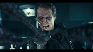 Resident Evil Extinction - Tyrant Boss Kills Two Security Guards [HD, 60fps]