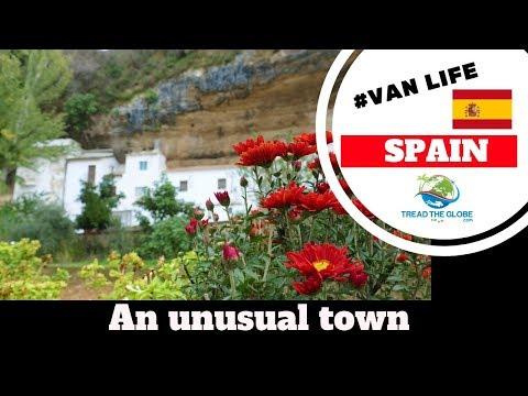 Visiting Setenil de las Bodegas Spain