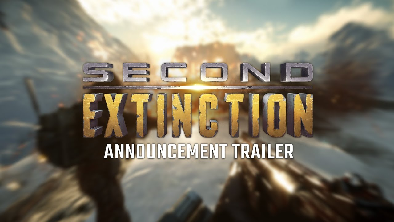 Second Extinction Announcement Trailer