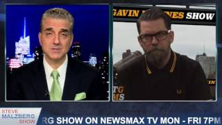 Gavin McInnes: Buzzfeed, The Left is Going to be