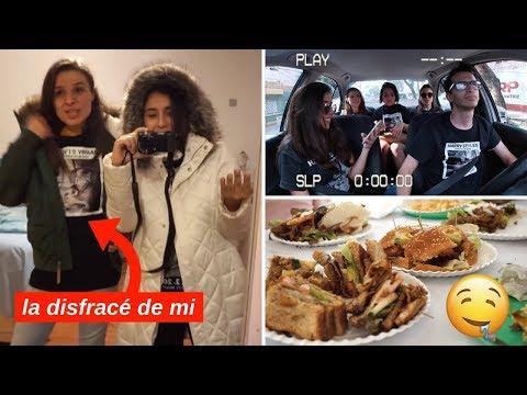 UN SÁBADO LLENO DE COMIDA DELICIOSA ft VIDA VEGANA, VEGAN BOOTY Y SCARLETT VEGANA thumbnail