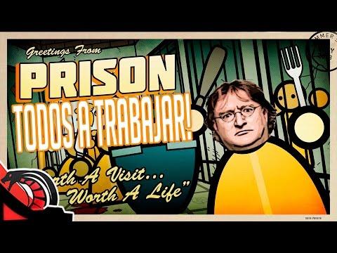 TODOS A TRABAJAR! | Prison Architect - La serie Ep 6