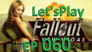Let's Play Fallout New Vegas EP 060 Old World Blues Very Hard with Mods