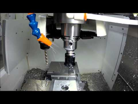 Fadec Engineering LLC UMC10 CNC Mill Introduction video.