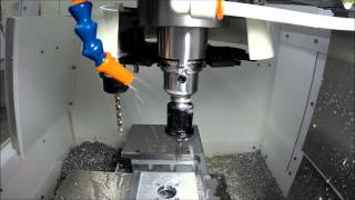 Fadec Engineering LLC UMC10 CNC Mill Introduction video. Thumbnail