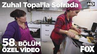 Mutfakta büyük talihsizlik! Zuhal Topal'la Sofrada 58. Bölüm