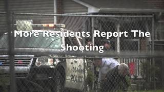 Trenton Police Involved Shooting