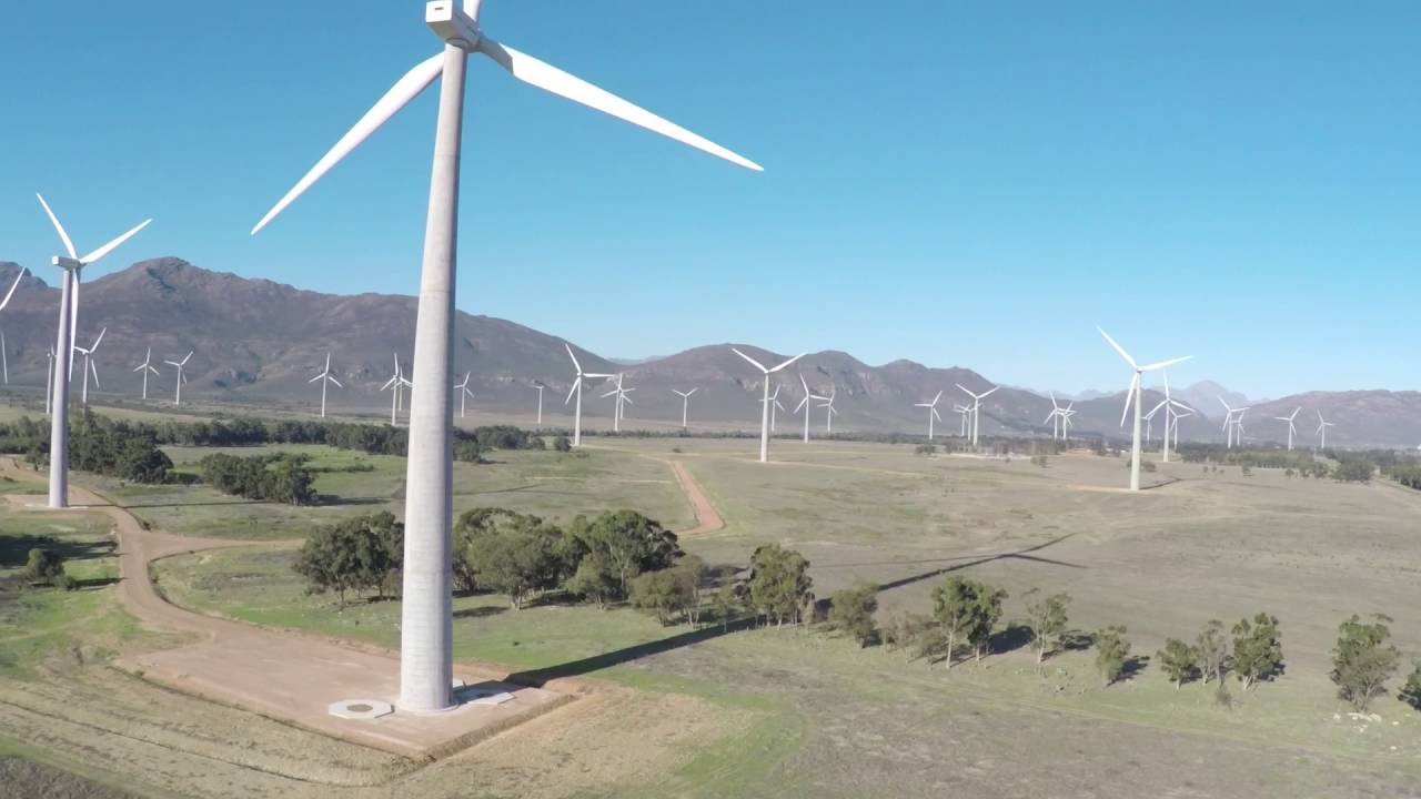 Image result for tallest wind turbine south africa