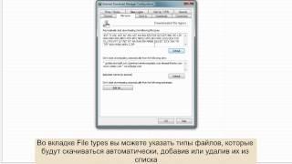 Как настроить  Nternet Download Manager