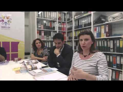 #EU4U Google Hangout - Creative Europe