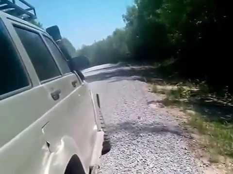 Самодельные рейлинги на  УАЗ ПАТРИОТ.