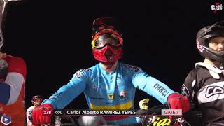 Colombianos  Rock Hill Dia 1   BMX SX World Cup 2019