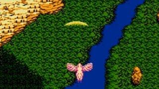 Legendary Wings (NES) Playthrough - NintendoComplete