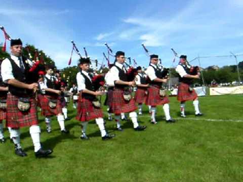Stonehaven Highland Games