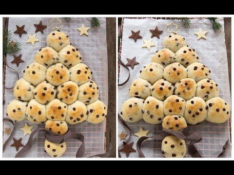 Albero Pangoccioli Senza Lievitazione Ricetta Per Natale