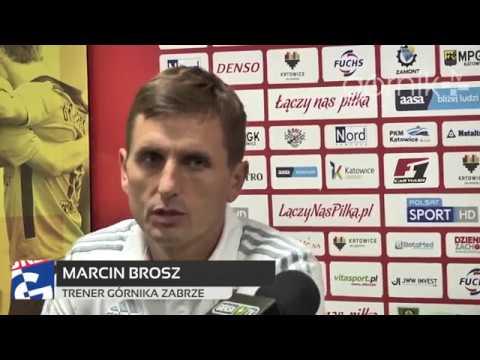 Konferencja: GKS Katowice 1:1 Górnik Zabrze (23.10.2016)
